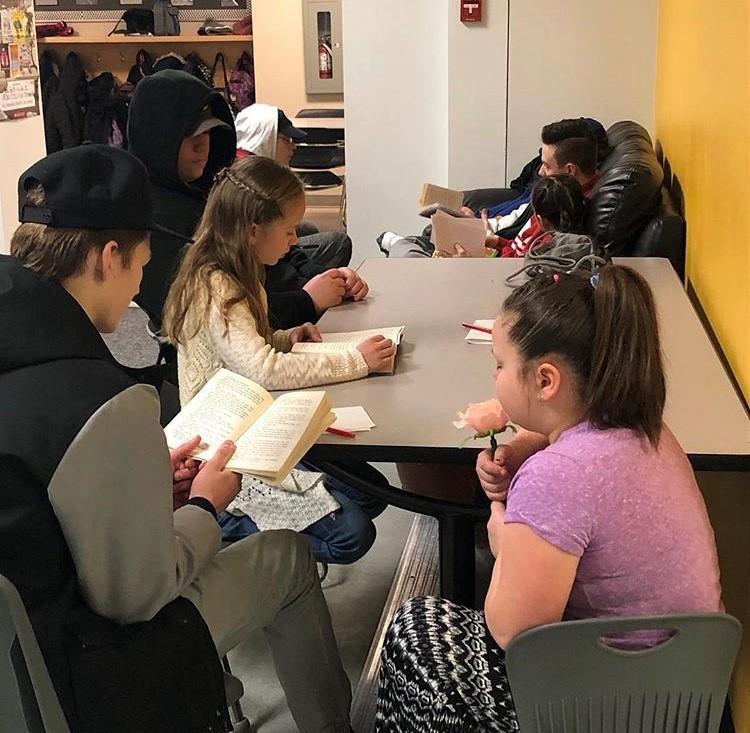 Bold Fort Saskatchewan Literacy Program Kindles A Love For Reading Elk Island Public Schools Eips